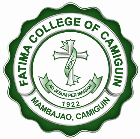 Fatima College of Camiguin Logo