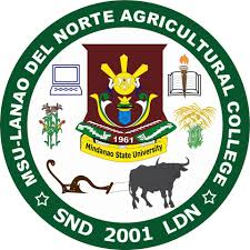 Mindanao State University - Lanao Del Norte Agricultural College Logo