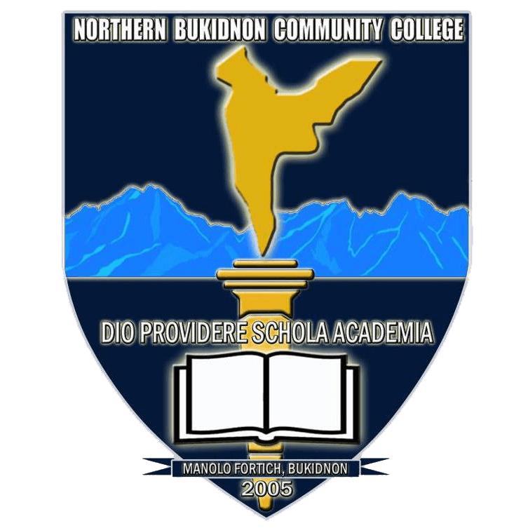 Northern bukidnon community college logo