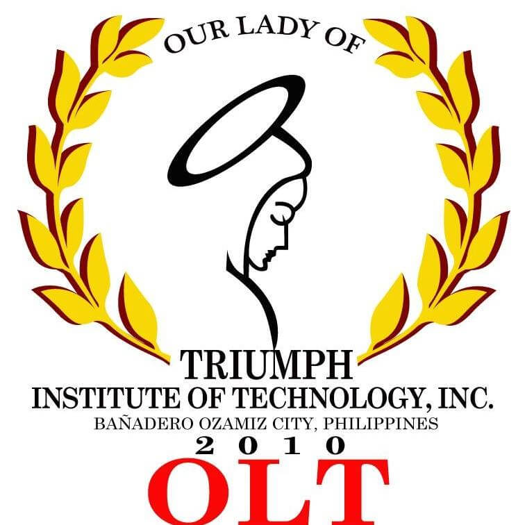 Our lady of triumph institute of technology logo