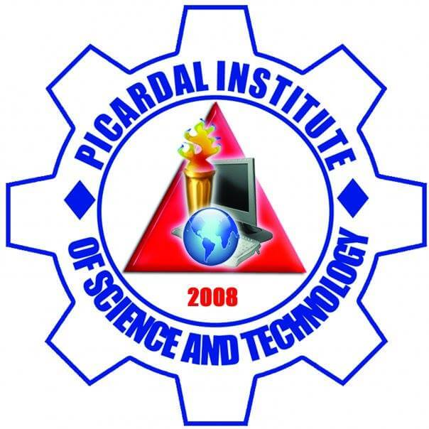 Picardal institute of science and technology logo