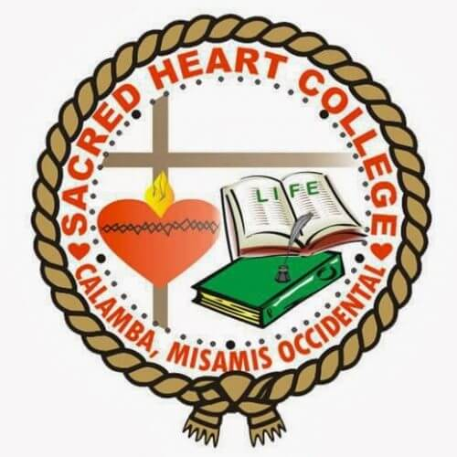 Sacred heart college of calamba inc logo