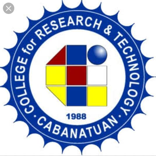 College for Research and Technology - Guimba Campus Logo