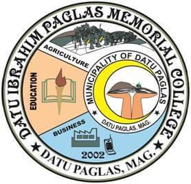 Datu ibrahim paglas memorial college logo