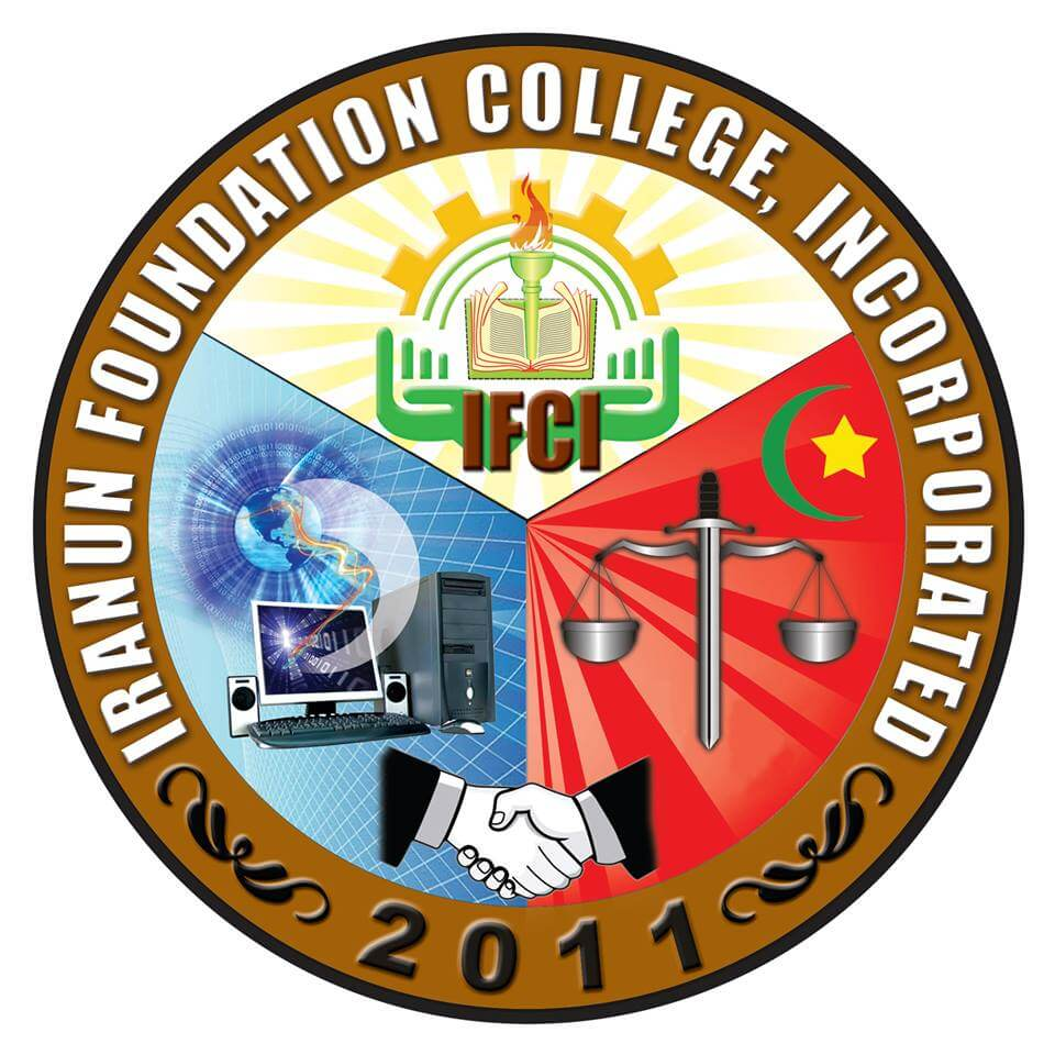 Iranun Foundation College, Incorporated Logo