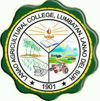 Lanao Agricultural College Logo
