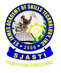 St. James Academy of Skills Technology Logo