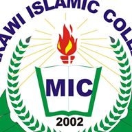 Marawi Islamic College Logo