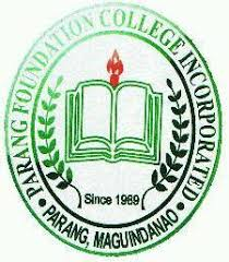 Parang foundation college inc logo