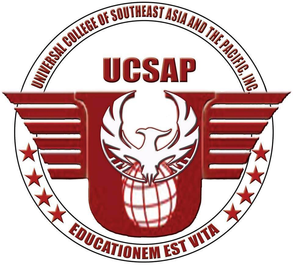 Universal college of southeast asia and the pacific inc logo