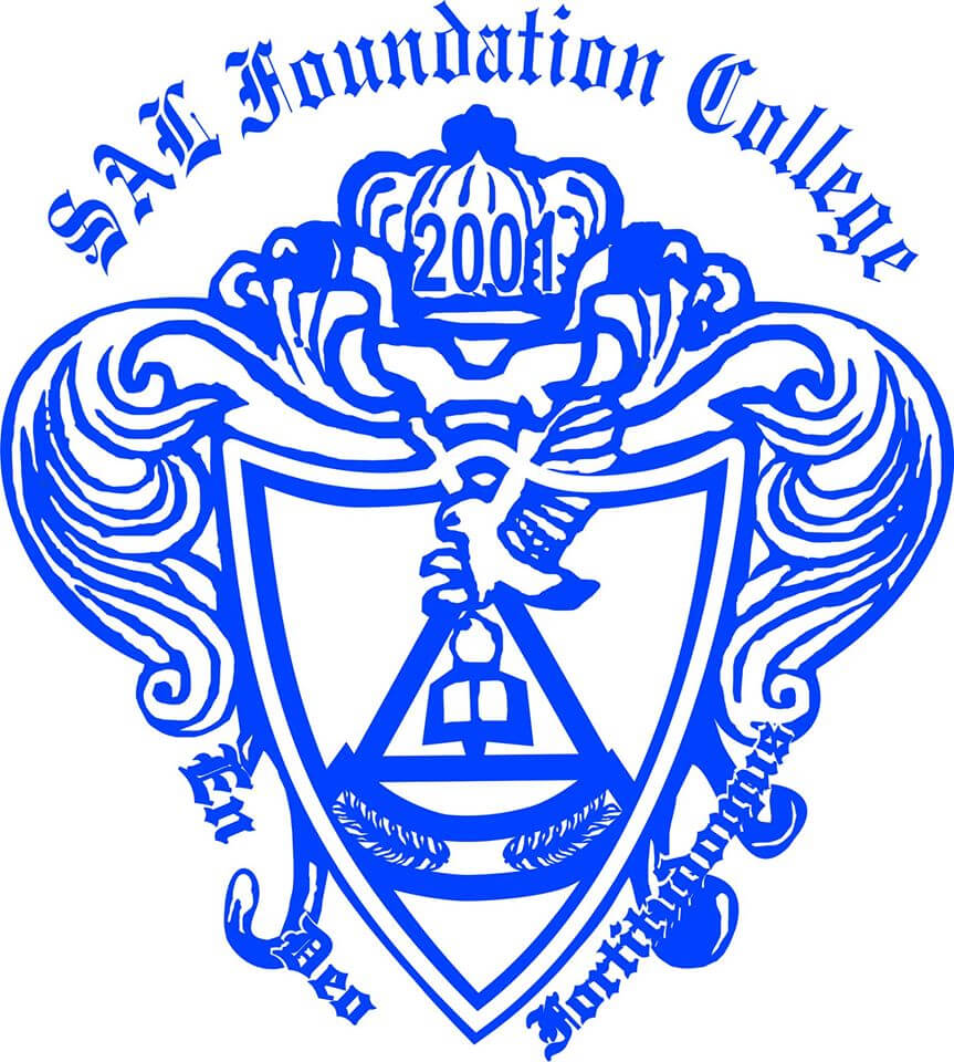 SAL Foundation College Logo