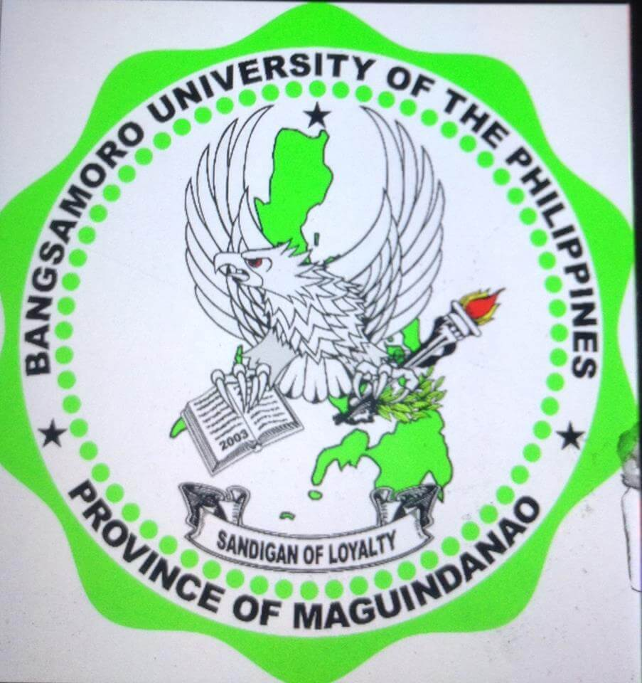 Bangsamoro university of the philippines logo