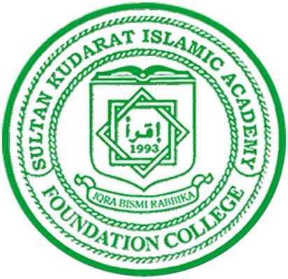 Sultan Kudarat Islamic Academy Foundation College Logo