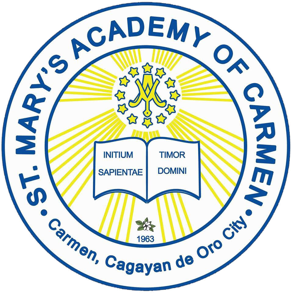 St. Mary's Academy of Carmen Logo