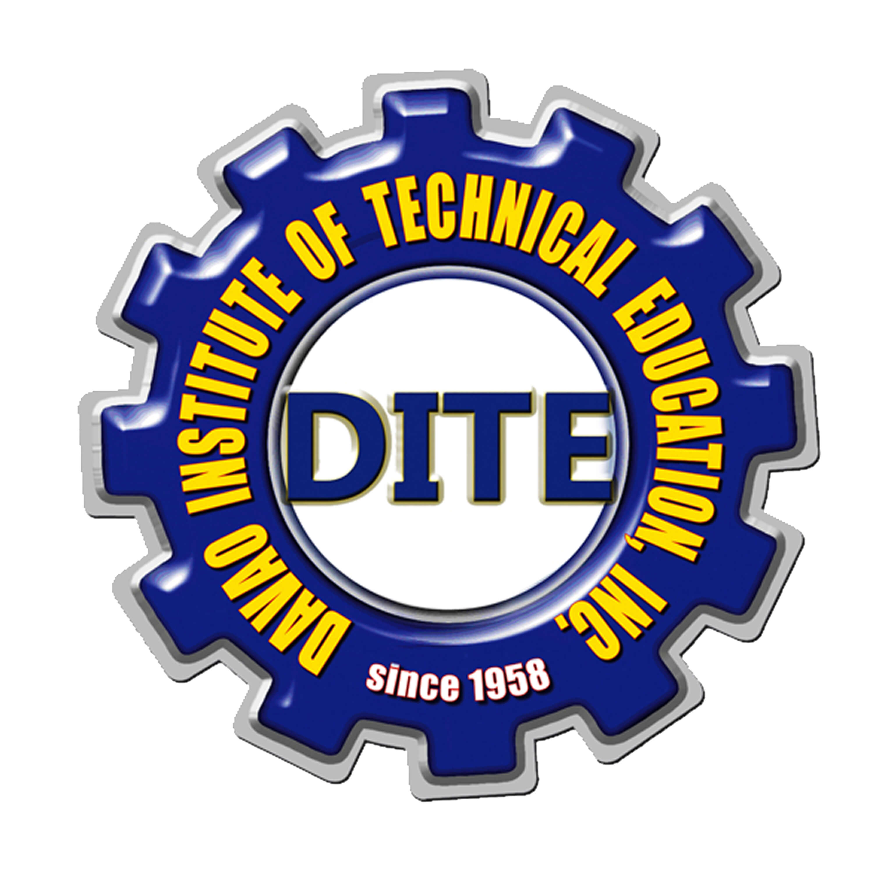 Davao Institute of Technical Education, Inc. DITE Logo