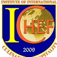 Institute of International Culinary and Hospitality Entrepreneurship Logo