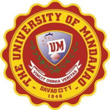 University of Mindanao – Matina Campus Logo