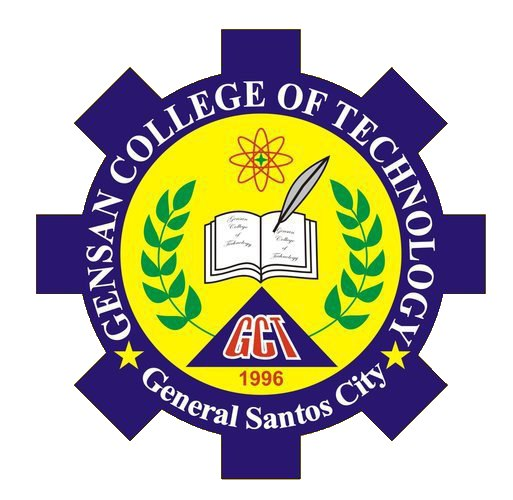 Gensan College of Technology, Inc. Logo