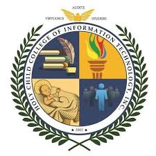 Holy child college of information technology inc logo