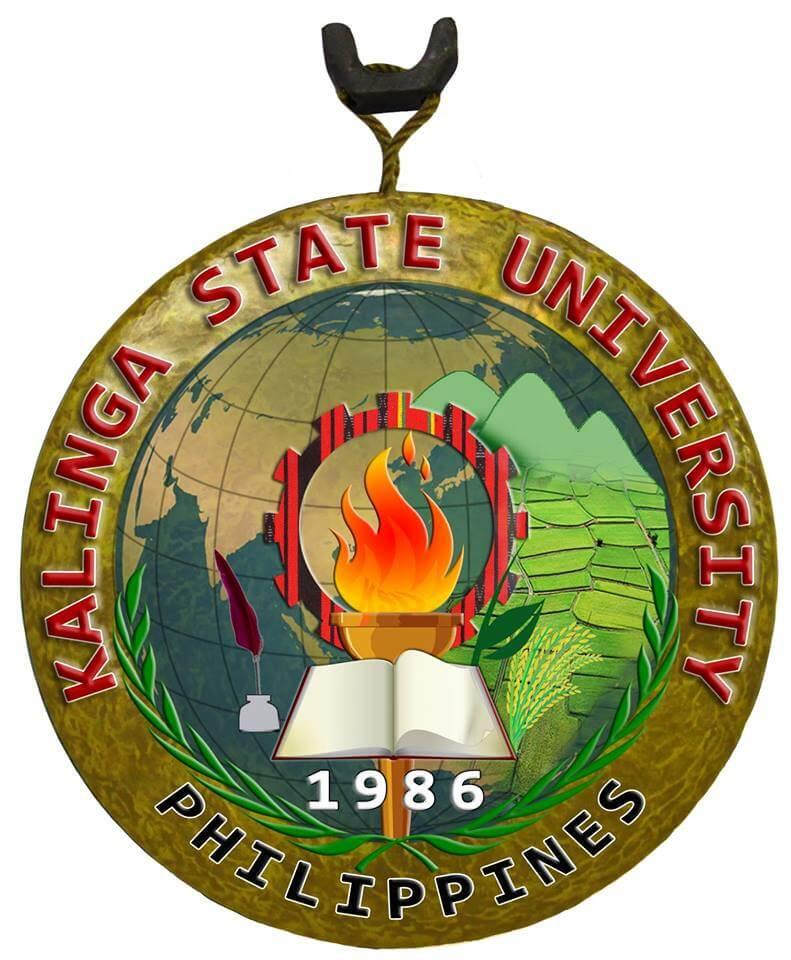 Kalinga state university logo