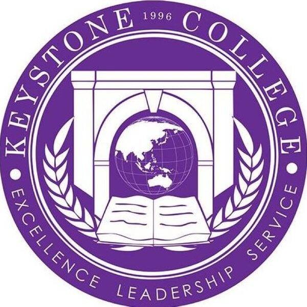 Keystone college logo