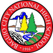 Baguio City National High School Logo