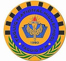 Taguig National High School Logo