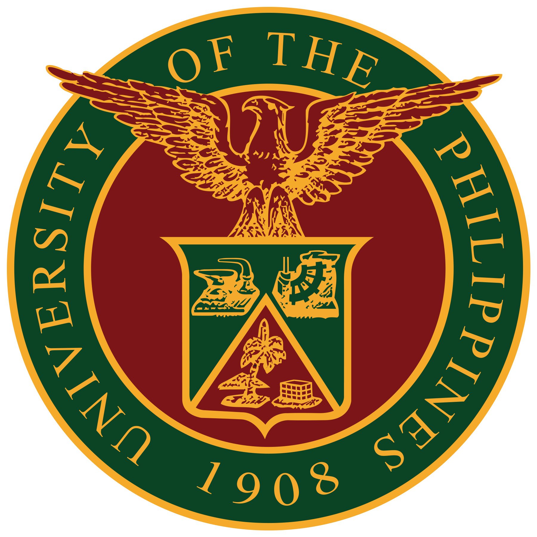 University of the Philippines - Baguio (UP Baguio) Logo
