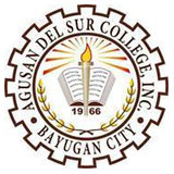 Agusan del sur college inc logo