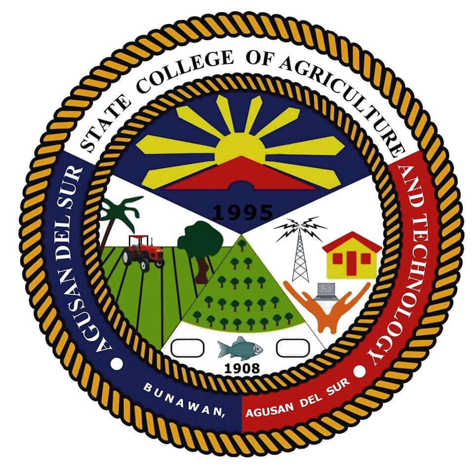 Agusan Del Sur State College of Agriculture and Technology Logo