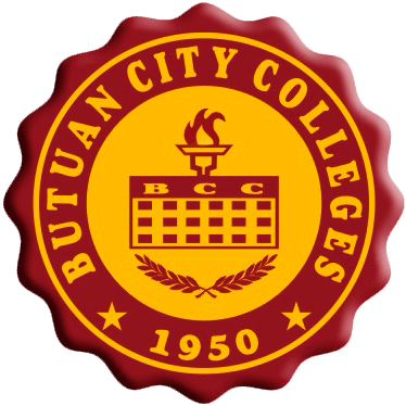 Butuan city collges logo