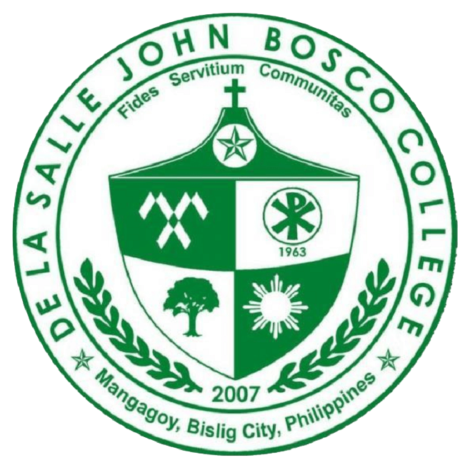 De la salle john bosco college logo