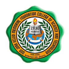 Don Jose Ecleo Memorial Foundation College of Science and Technology Logo