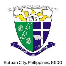 Father Saturnino Urios University Logo