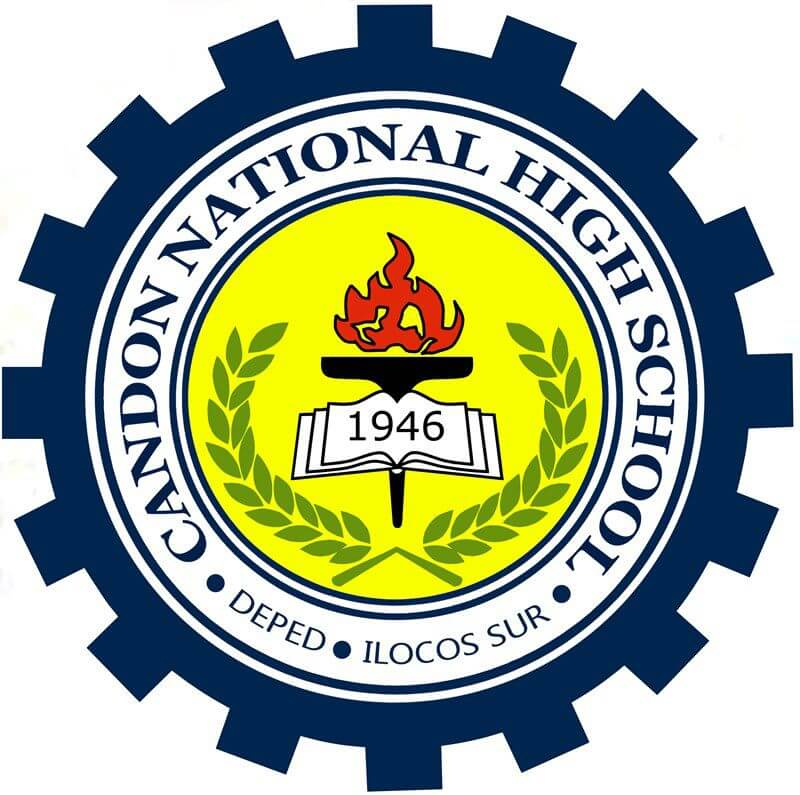 Candon National High School Logo