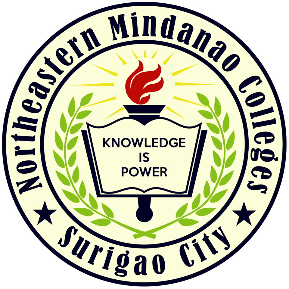 Northeastern mindanao colleges logo