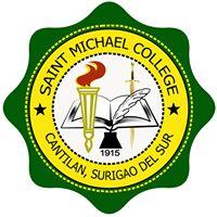 Saint Michael College - Cantilan Logo