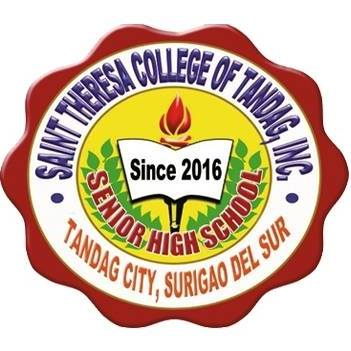Saint theresa college of tandag inc logo