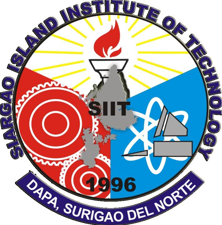 Siargao Island Institute of Technology Logo