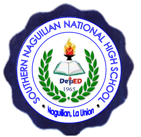 Magungunay National High School - Southern Naguilian National High School Logo