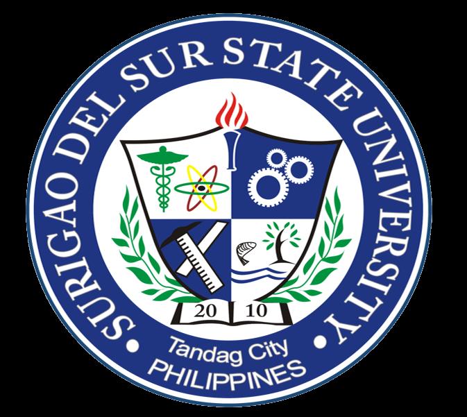 Surigao Del Sur State University - Cagwait Campus Logo