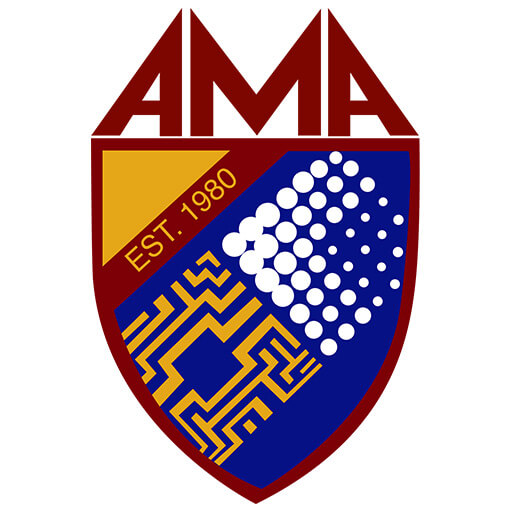 Ama colleges logo