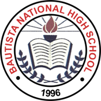 Bautista National High School Logo