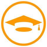 Reina Mercedes Vocational High School Logo