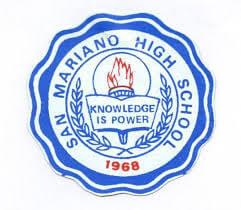 San mariano national high school
