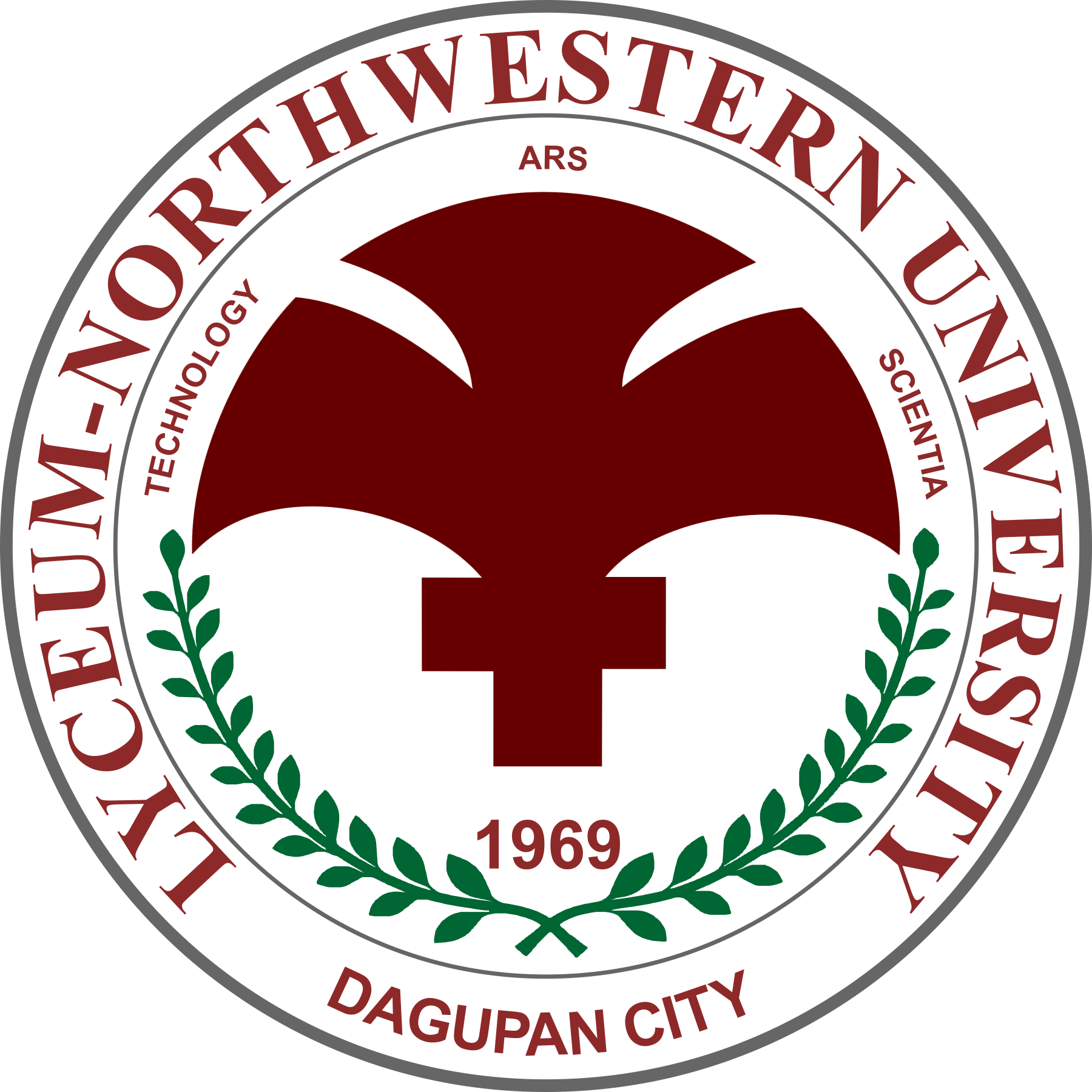 Lyceum-Northwestern University Logo