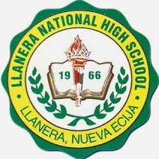 Llanera National High School Logo