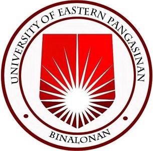University of Eastern Pangasinan Logo