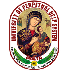 University of Perpetual Help System DALTA - Las Piñas Logo