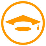 Datamex College of Saint Adeline, Valenzuela Logo